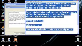 Ardamax Keylogger + Video Tutorial + Link y Serial [UrbHack]