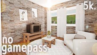 Roblox | Bloxburg | 5k No Gamepass Home