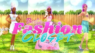 Barbie Fashion Closet:  EASTER Pack | ALL NEW Fashion