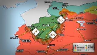 9 октября 2018. Военная обстановка в Сирии. Россия поставила Сирии 3 дивизиона ЗРК С-300.