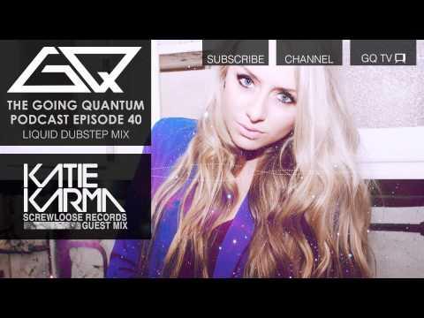 GQ Podcast - Liquid Dubstep Mix & Screwloose Records Guest Mix [Ep.40]