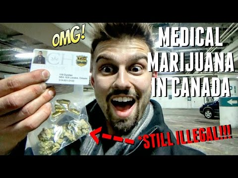 Getting A Medicial Marijuana Card In Canada