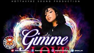 Dremazin - Gimme Love [Audio Visualizer]