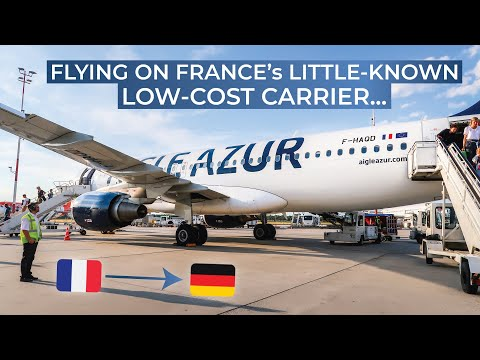 TRIPREPORT | Aigle Azur (ECONOMY) | Paris Orly - Berlin Tegel | Airbus A320