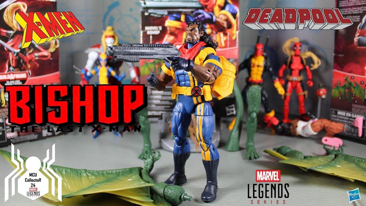 Wave Hasbro BAF Marvel Legends Bishop from Deadpool Sauron Build a Figure