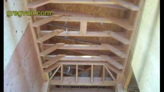 Coffered Ceiling Framing Tips - Home Building And Carpentry Advice