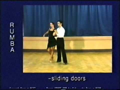 Sliding Door Rumba Www Dancepooh Ca Doovi