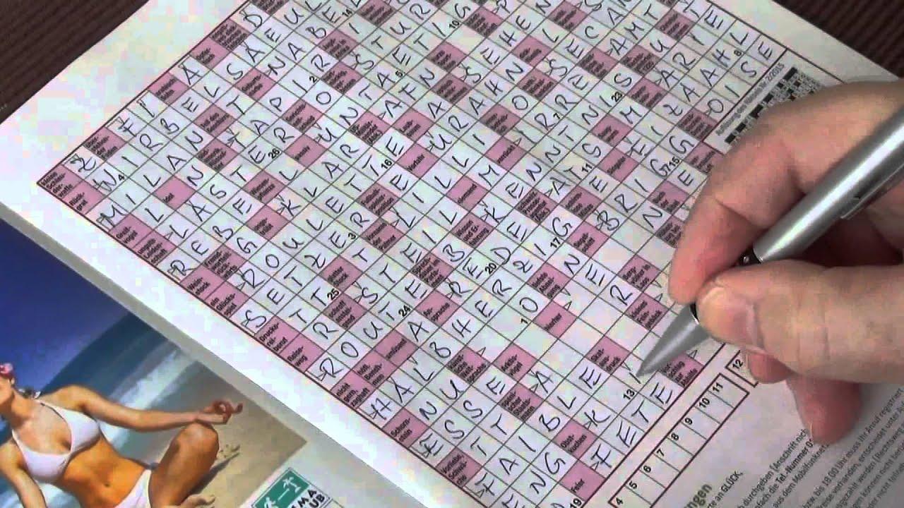 Auch Kreuzworträtsel