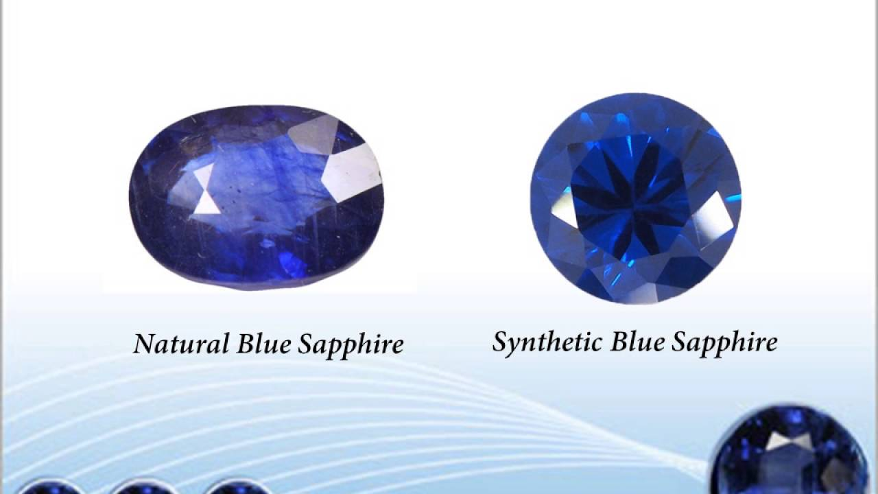 Natural Blue Sapphire Differs From Heated Amp Treated Blue Sapphire Youtube