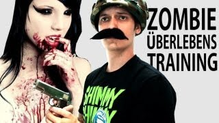 Zombie-Trainings-Camps! - Putin VS Obama! - Wegen Courage gefeuert!