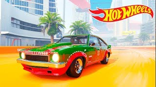 Hot Wheels - Desafio Corrida Carro Clássico | Andrade Games