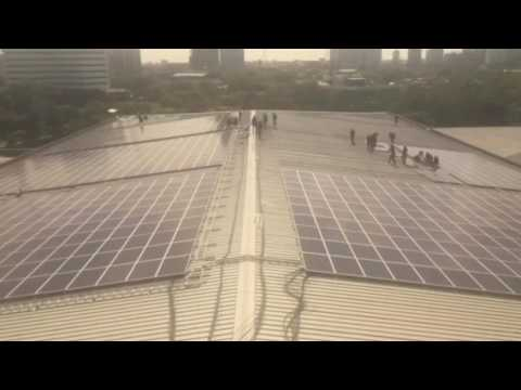 Fujisan Solar and Wind Corporation Philippines - Bangko Sentral ng Pilipinas Security Plant Complex