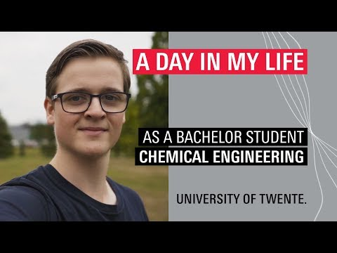 STUDENT VLOG - Tim studies Chemical Science Engineering