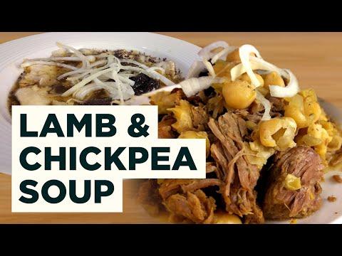 Piti! Azerbaijani Lamb & Chickpeas! – KAOTW Episode 012