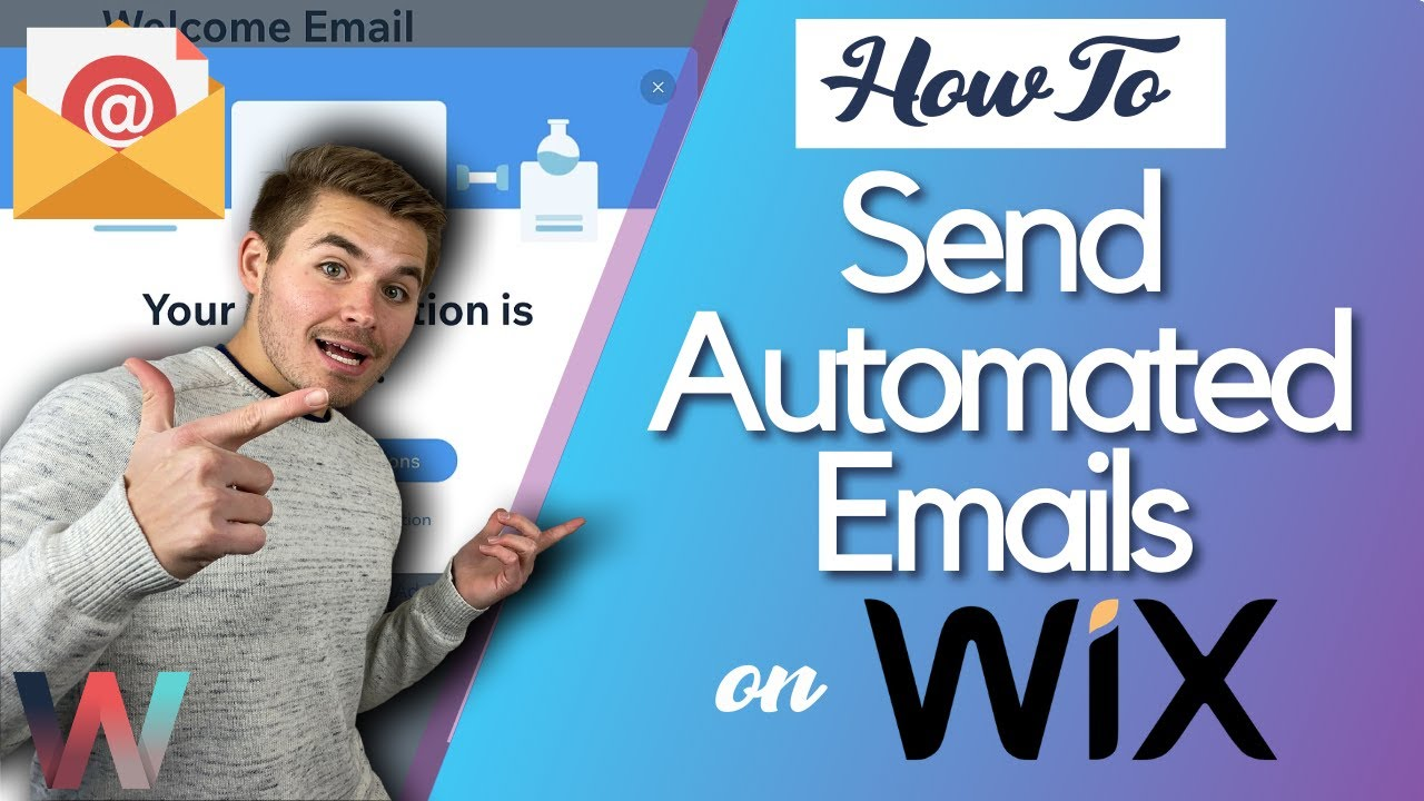 How To Send Automated Emails in Wix - Wix.com Training Tutorial + AUTOMATED FUNCTIONS