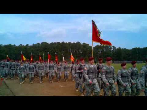 82nd Airborne Division Review 2011