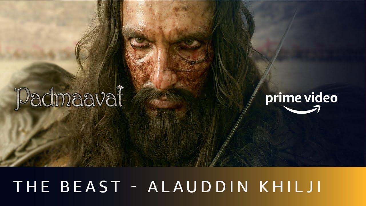 Download The Beast - Alauddin Khilji | Ranveer Singh | Padmaavat | Amazon Prime Video