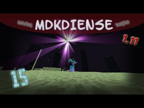 Survival Mdkdiense 1.11 | Ep.15 | Good Bye Ender Dragon | MdkProHD