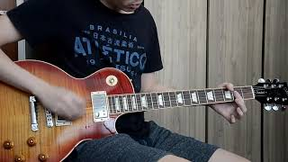 Gibson Burstbuckers Pro vs Seymour Duncan Pearly Gates