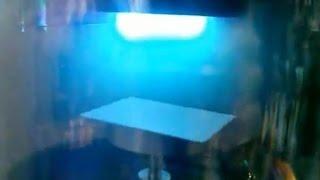 Вакуумное напыление хрома на установке Q150T ES Quorum Technologies