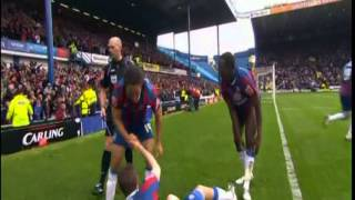 Sheffield Wednesday v Crystal Palace 2009-10 Championship