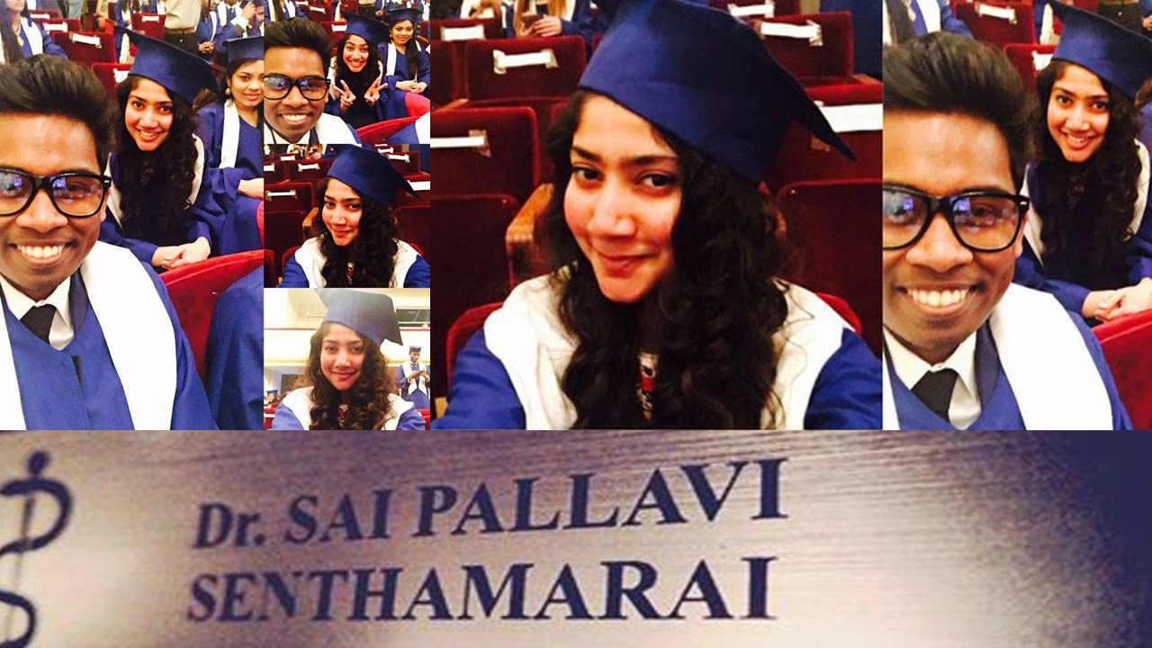 Premam Actress Sai Pallavi is Officially a Doctor | Hot Malayalam Cinema News
