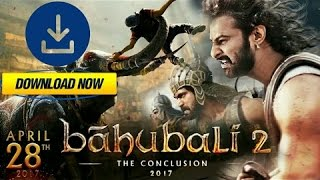 Download Bahubali 2 In Full hd Free || 100% Proof || SKTECH