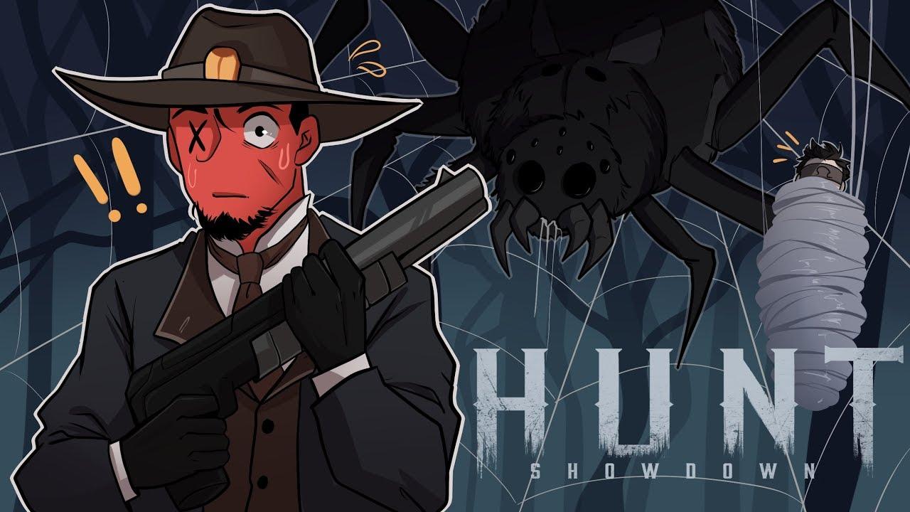 THE SPIDER BOSS IS CREEPY AF! | Hunt: Showdown (w/ Ohmwrecker)