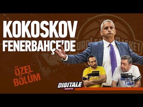 Igor Kokoskov Fenerbahçe'de | EuroLeague Basket Podcast Özel | M.Murathanoğlu ve Cenk Duruk