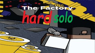 Zombie Strike/the factory/hard/solo