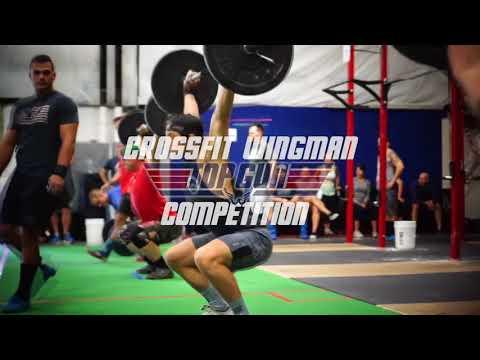 CrossFit Wingman Top Gun Competition Teaser 2018