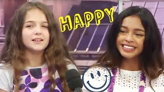les KIDS UNITED chantent HAPPY