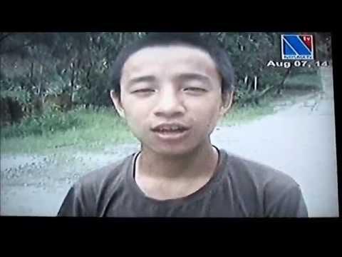 Bikal Rai on Nayuma TV, Sikkim