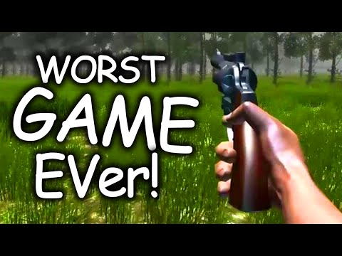 Thumbnail: Worst Game Ever Made? // 3 Games w/ Pewds