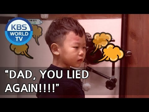"SIAN ""Dad You lied again!!"" [The Return of Superman/2018.05.06]"