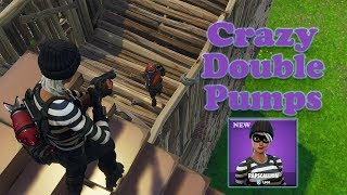 Double Pumping With The New Rapscallion Skin (Full Fortnite BR Gameplay) ft. Enable Azure