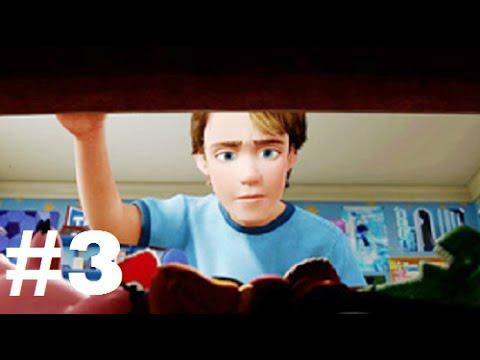 Toy Story 3 - Toys Daycare Dash Walkthrough Part 3 Ending Return To Andy | Disney Pixar UK
