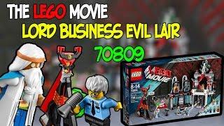 Обзор Набора LEGO (THE LEGO MOVIE 70809)