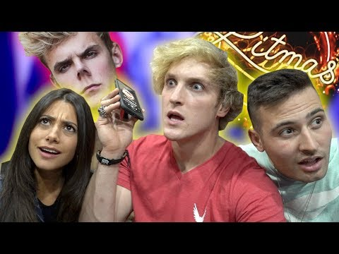 REACTING TO JAKE PAUL'S NEW CHRISTMAS ALBUM! **he lied to you**