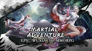 WUXIA CREED ANDROID GAMEPLAY