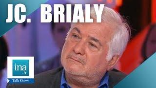 """Jean-Claude Brialy """"Les questions du journaliste débutant"""" - Archive INA"""