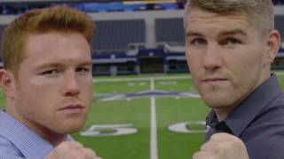 Golden Boy: Canelo vs. Smith Preview Show
