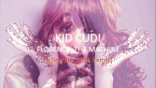 Kid Cudi - Falling Star (R3K Remix) (With Florence+The Machine)
