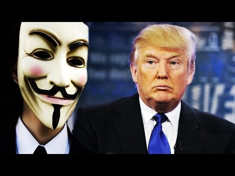 Thumbnail: Anonymous - The beginning of something terrible... (Donald Trump War Conflict TRUTH)