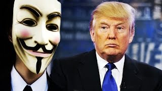 Anonymous - The Beginning Of Something Terrible... (Donald Trump War Conflict TRUTH)