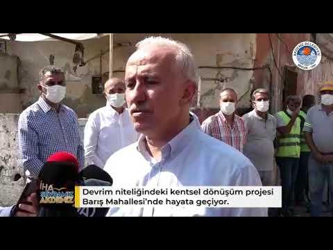 Akdeniz Belediyesi Kentsel Dönüşüm Projesi