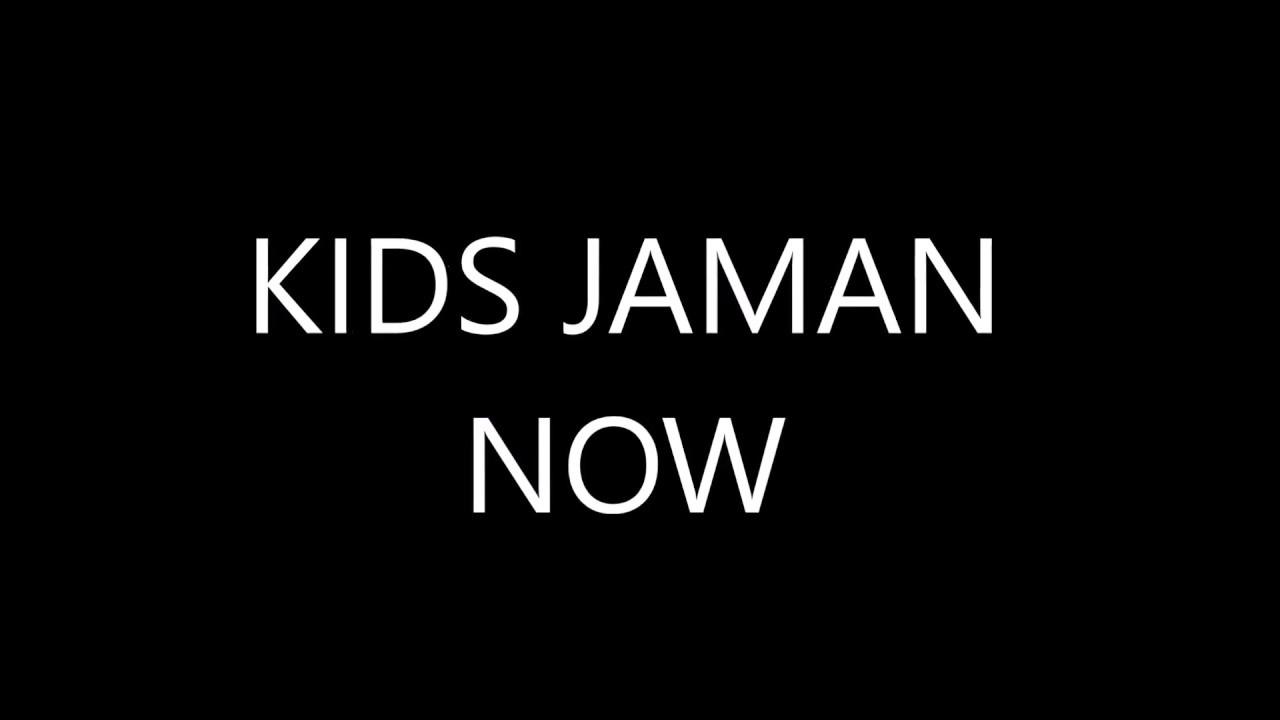 Kids jaman Now!!!! lagi viral di Indonesia anak kecil ga punya MALU!!!!