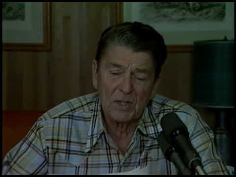 President Reagan's Radio Address on Reykjavik Summit in October 4, 1986