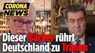 Ein deutscher bäcker bringt mit seinem video zur corona-krise, ganzes land zum weinen. 🔴 abonniert jetzt unseren kanal und aktiviert die glocke!• youtub...