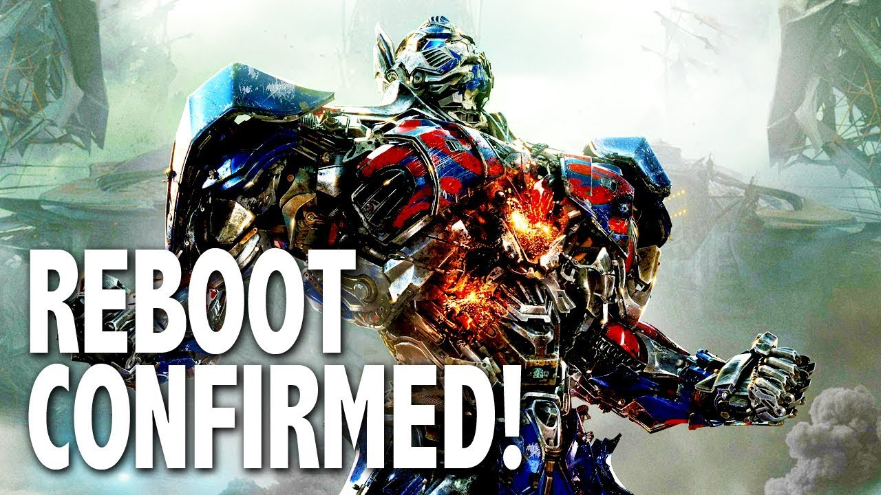 A TRANSFORMERS REBOOT IS COMING! / NO MOVIE TILL 2021?